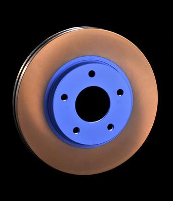 ENDLESS エンドレス ブレーキローター BASIC (1枚) フロント 【ER309-B】 RX-7 H8.1~ FD3S (純正17インチホイール装着車) 【NFR店】