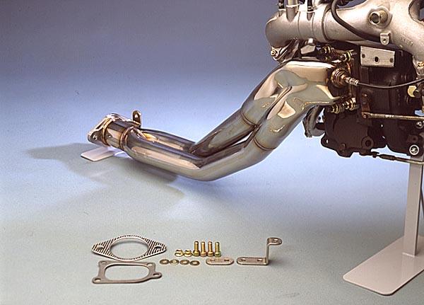 AutoExe オートエグゼ フロントパイプ 【MFD8000】 RX-7 FD3S 500001~ MT車 【NFR店】