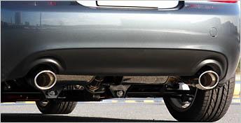 AutoExe オートエグゼ プレミアムテールマフラー (H22.4~生産車) 【MNX8Y00】 ロードスター NCEC 【NF店】