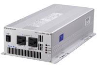 New-Era(ニューエラー) 正弦波タイプ 24V用DC-AC インバータ 2000W 【CSAS-A2002】 【NFR店】