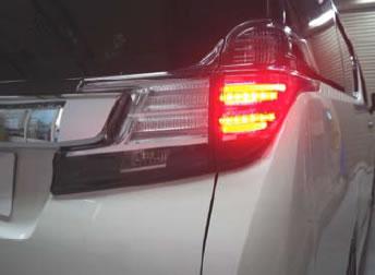 Junack ジュナック LED トランステールキット1台分 30系アルファード・ヴェルファイア LTT-TY01 【NFR店】