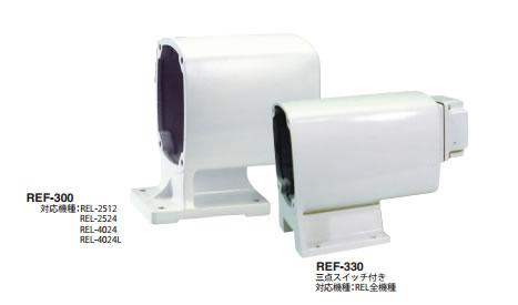 工進 コーシン RELブレーキ付きヨコ型フートBOX REF-330