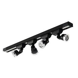 ☆HOBBYLIGHT 小型トラック照明セット 黒 5000K TL062BK5000