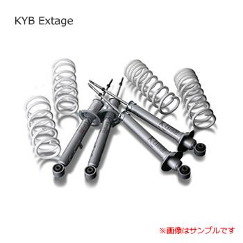 KYB カヤバ ショックアブソーバー Extage フロント/リアSET 1台分 【E-E91769177】 マークX GRX121(2WD) Sパッケージ、AVS車 【NFR店】