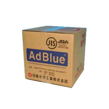 AdBlue アドブルー 10L ・ 尿素SCRシステム専用尿素水溶液 ・ 安心と信頼の国内製「日産化学」ブランド 【NFR店】