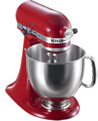 <欠品 予約順>【KK/代引不可>】F.M.I KitchenAid キッチンエイド 泡立てる・混ぜる・練る スタンドミキサー KSM150ER