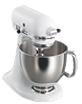 <欠品 予約順>【KK/代引不可>】F.M.I KitchenAid キッチンエイド 泡立てる・混ぜる・練る スタンドミキサー KSM150WH