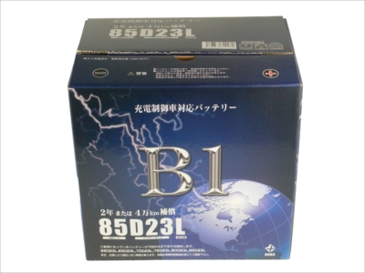 BROAD ブロード B-1 バッテリー 85D23L 【NFR店】
