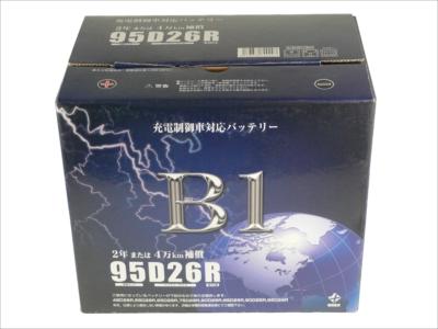 BROAD ブロード B-1 バッテリー 95D26R 【NFR店】