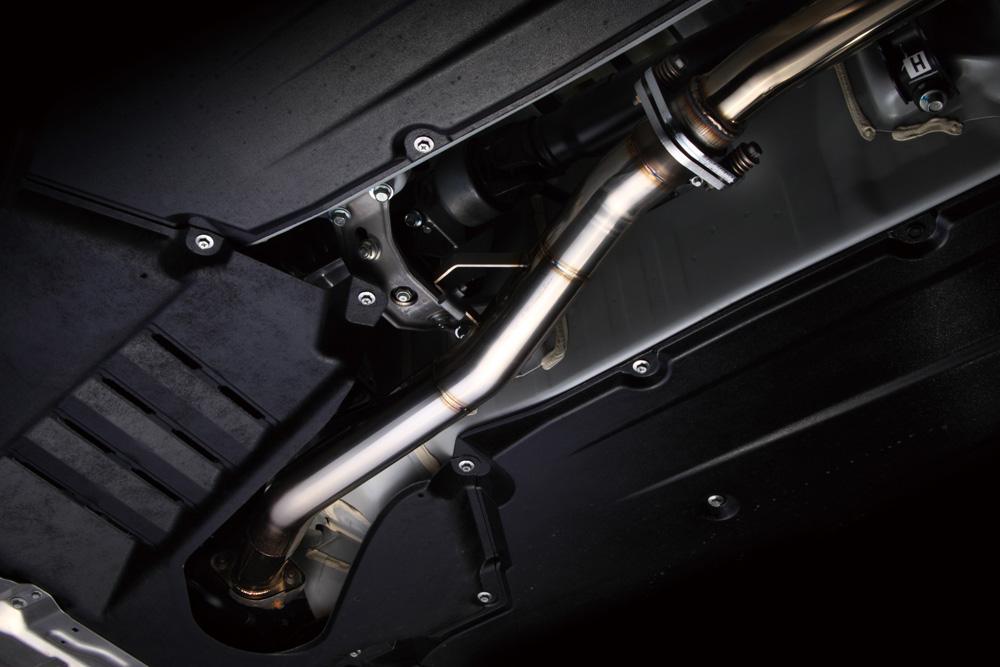BLITZ ブリッツ エキゾーストデフューザー 【21532】 車種:スバル BRZ 年式:16/08- 型式:ZC6 エンジン型式:FA20 【NFR店】