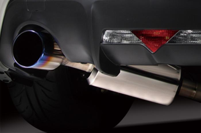 BLITZ ブリッツ マフラー NUR-SPEC F-Ti 【67154】 車種:マツダ ロードスター 年式:15/05- 型式:ND5RC エンジン型式:P5-VP[RS] 【NFR店】