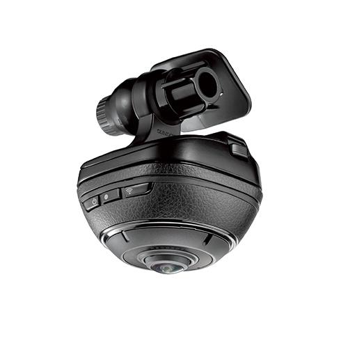 <欠品中 予約順>CARMATE カーメイト d'Action 360 (ダクション 360) スマートフォン連携 車載カメラ DC3000