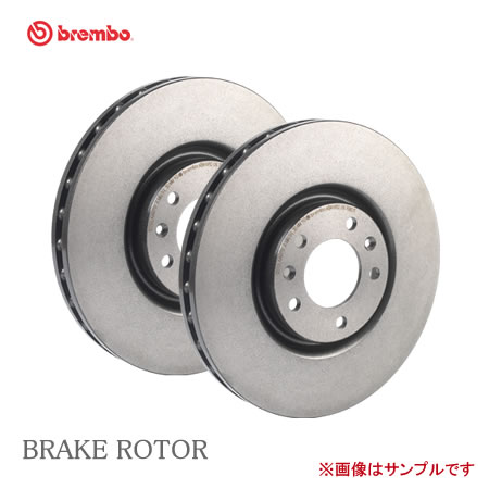 brembo ブレンボ ブレーキローター 左右セット 品番:09.C407.13 フロント BMW F01 年式:09/03~ 型式:KA44 YA44 【NFR店】