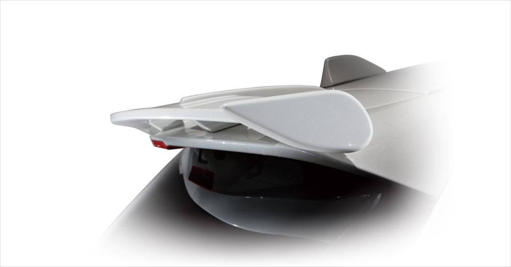 SYMS シムスレーシング リアウイング 品番:Y3000VM004 車種:レヴォーグ VMG・4