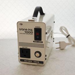 ☆スワロー電機 【受注生産のため納期約2週間】ダウントランス 220・230V→100V / 1000W PAL-1000EP