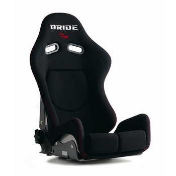 BRIDE ブリッド リクライニングシート GIAS SPORT ブラック スタンダードクッション G22AMF 【NFR店】