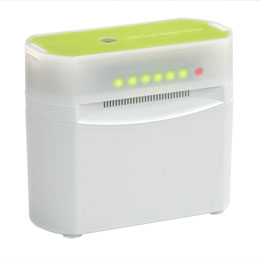 ☆ラトックシステム Bluetooth エアクオリティ モニター REX-BTPM25V