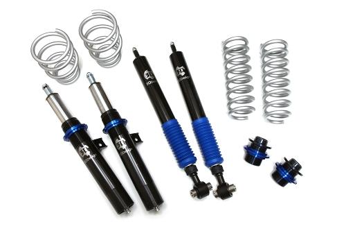 3D Design BMW 車高調キット 20段減衰力調整式 品番:1101-23011 3シリーズ F30 F31 320d 320i 328i