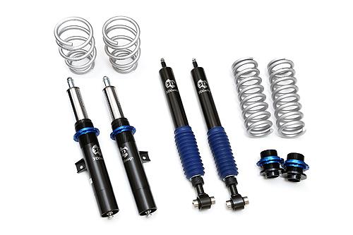 3D Design BMW 車高調キット 20段減衰力調整式 品番:1101-23031 3シリーズ F30 320i xDrive