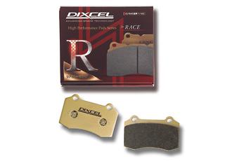 DIXCEL ディクセル ブレーキパッド タイプR01 リア R01-135 5008 車種:VOLKSWAGEN GOLF 1.4 GTE(PHV) 型式:AUCUK 【NFR店】