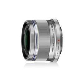 ☆OLYMPUS レンズ M.ZUIKO DIGITAL 25mm F1.8 シルバー EZM25/F1.8 SLV EZM25/F1.8SLV