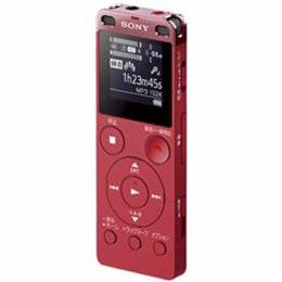 ☆ソニー リニアPCM対応ICレコーダー 4GB(ピンク) ICD-UX560FPC