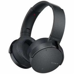 ☆ソニー MDRXB950N1BM Bluetooth対応ノイズキャンセリング搭載 ワイヤレスステレオヘッドセット(ブラック)