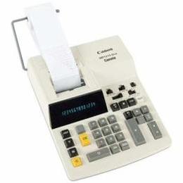 ☆Canon MP1215-DVII プリンタ電卓(14桁+符号1桁) MP1215-DVII