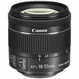 ☆Canon EFS18-55F4-5.6ISSTM 交換用レンズ EF-S18-55mm F4-5.6 IS STM EF-S18-55F4-56ISSTM