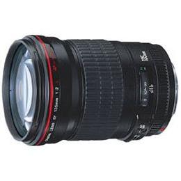 ☆Canon 交換式レンズ EF135/F2LUSM