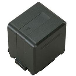 ☆Panasonic ビデオカメラバッテリー VW-VBG260-K