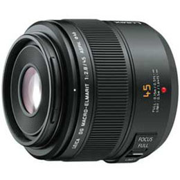 ☆Panasonic デジカメ交換レンズ HES045 H-ES045