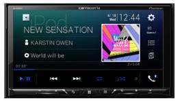 carrozzeria パイオニア カロッツェリア FH-9400DVS 7V型ワイドVGAモニター/DVD-V/VCD/CD/Bluetooth/USB/チューナー・DSPメインユニット 【NFR店】