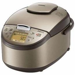 ☆日立 圧力IH炊飯ジャー 「極上炊き分け」(1升炊き) ライトブラウン RZ-AG18M-T