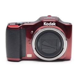 Kodak ☆コダック デジタルカメラ レッド PIXPRO FZ152RD