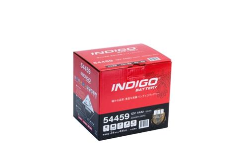 インディゴバッテリー 欧州車用 CMF 54459  2年4万キロ保証 54459 MCCスマート