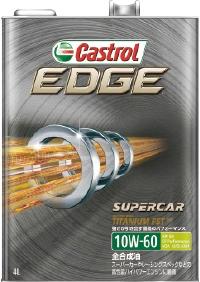 Castrol カストロール EDGE SP 10W60 1L 6本セット(1ケース)