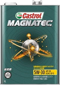 Castrol カストロール マグナテック5W30 1L 6本セット(1ケース) 【NFR店】