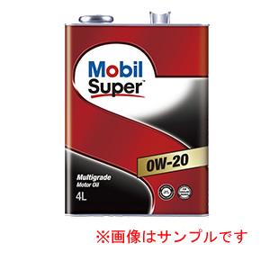 Mobil モービル スーパー SN 0W20 4L×6缶 【NFR店】