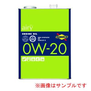 SUNOCO airy スノコ エアリー SN 0W20 1L×10缶 【NFR店】