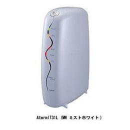 ☆NEC Aterm ISDNターミナルアダプタ アナログポート3付き PC-IT31D1L-MW