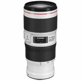 ☆CANON 交換用レンズ EF70-200mm F4L IS II USM EF70-20040LIS2