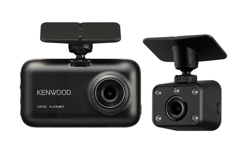 KENWOOD ケンウッド DRV-MP740 車内撮影対応2カメラドライブレコーダー 【NFR店】