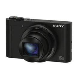 SONY ☆ソニー デジタルカメラ Cyber-shot(サイバーショット) ブラック DSC-WX500-B