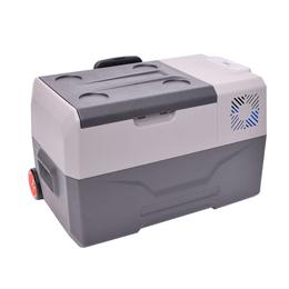☆サンコー バッテリー内蔵30Lひえひえ冷蔵冷凍庫 CLBOX30L