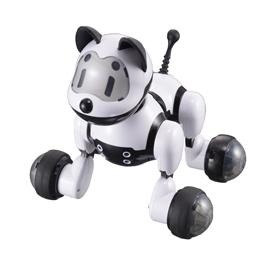 <欠品中 未定>☆キヨラカ ロボット犬 歌って踊ってわんわん RI-W01