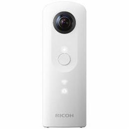 RICOH ☆RICOH 全天球撮影カメラ 「THETA SC(シータ)」 ホワイト THETA-SC-WH