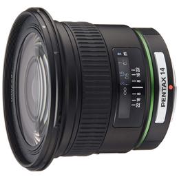 ☆Pentax 交換式レンズ DA14MMF2.8
