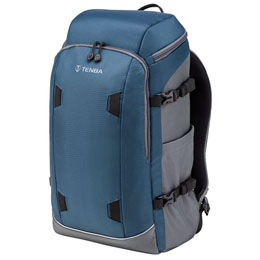 ☆TENBA SOLSTICE BACKPACK 20L ブルー V636-414