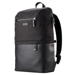☆TENBA Cooper DSLR Backpack Grey Canvas V637-408